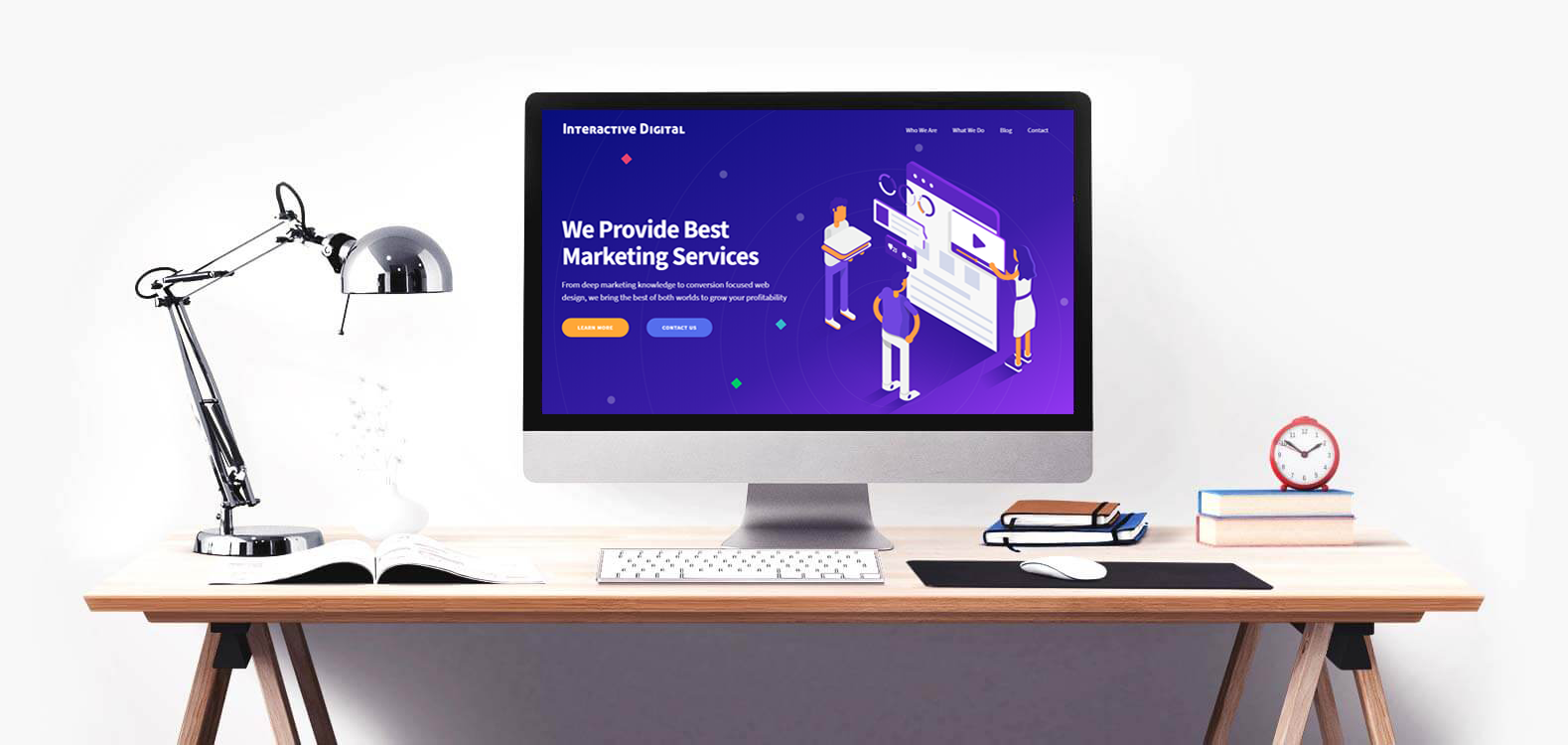 Interactive Digital | Web Design & Digital Marketing Company